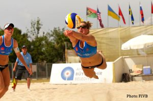 Photo_FIVB_VildeSolvoll_Sandvolleyball